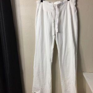 White Sweatpants / Lounge Wear